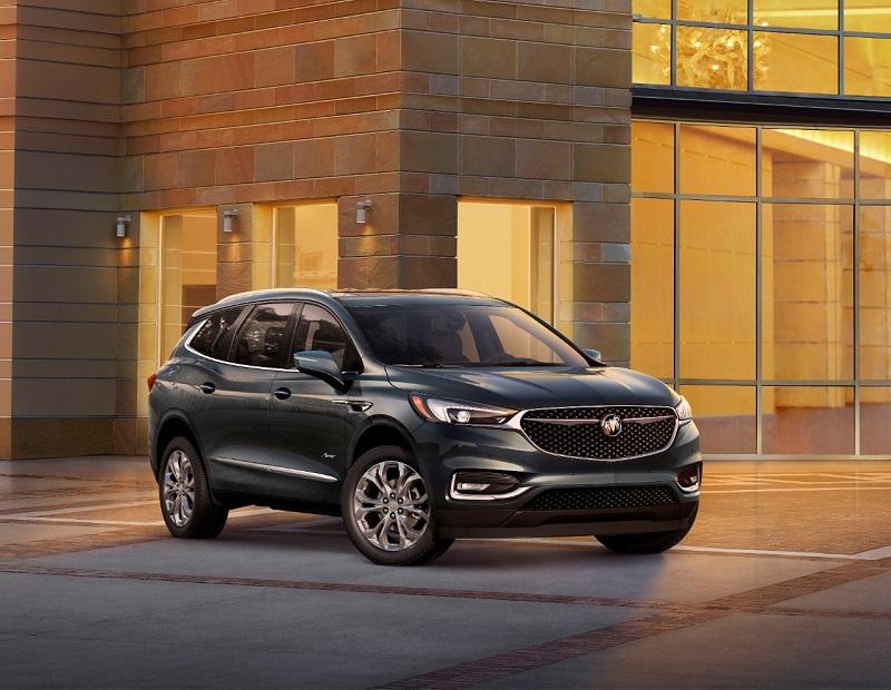 Buick Enclave Avenir 2018, el lujo orientado a la familia