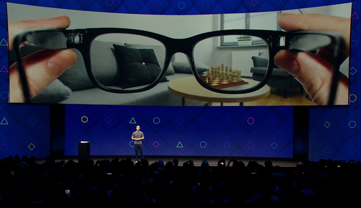 Facebook - Realidad Aumentada - Camera Effects Plataform
