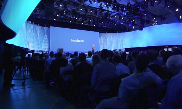 Lo más importante anunciado en la conferencia Facebook F8