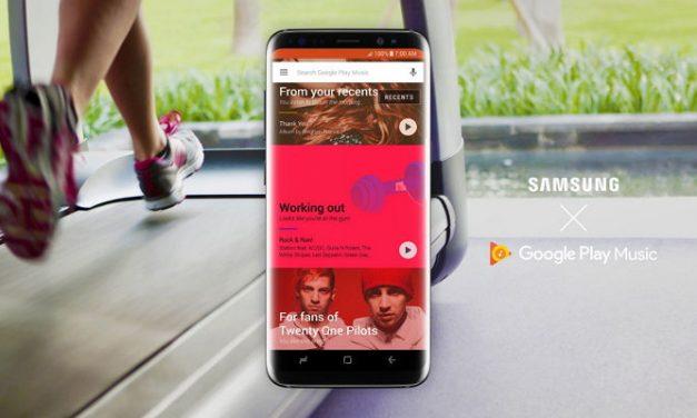 Google Play Music ya es el reproductor y servicio de música predeterminado de Samsung