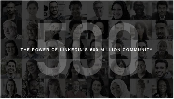 LinkedIn ' 500 millones de usuarios registrados