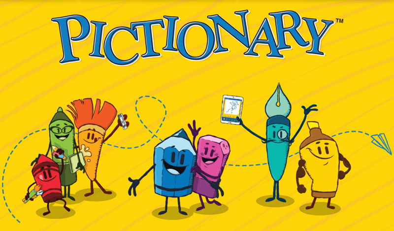 Pictionary - Android - iOS