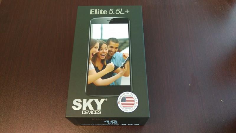 Sky Elite 5.5L+