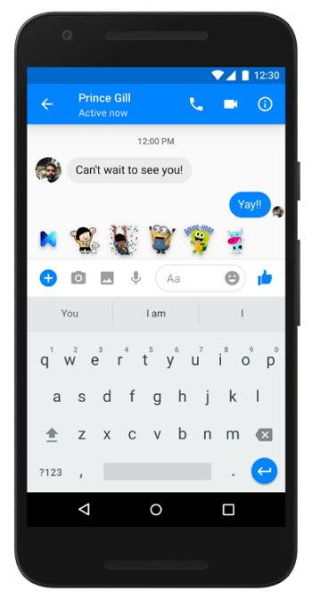 Faceboom Messenger - Sugerencias de M