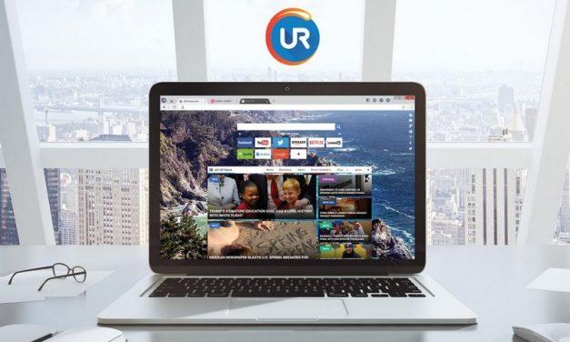 El navegador UR Browser introduce el Modo Ninja, navegación privada con más control para el usuario.