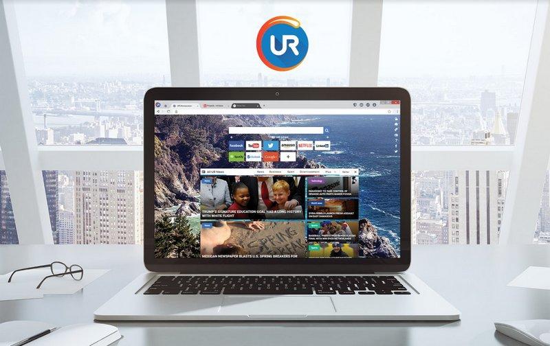 Navegador UR Browser