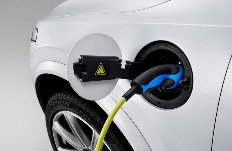 Volvo - Vehículo Eléctrico