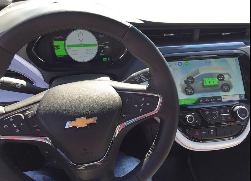 Chevrolet Bolt EV 2017 - FindNewRoads
