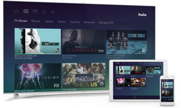 Hulu Live TV la respuesta de Hulu a Sling TV, Playstation Vue, DirecTV Now y Youtube TV