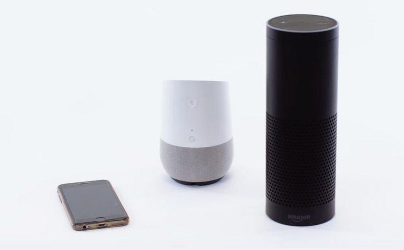 Altavoz Inteligente - Amazon Echo - Siri - Google Home