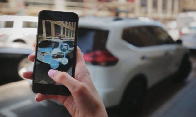 La app Blippar ahora es el Shazam de automóviles, puede reconocer y ofrecer información de autos