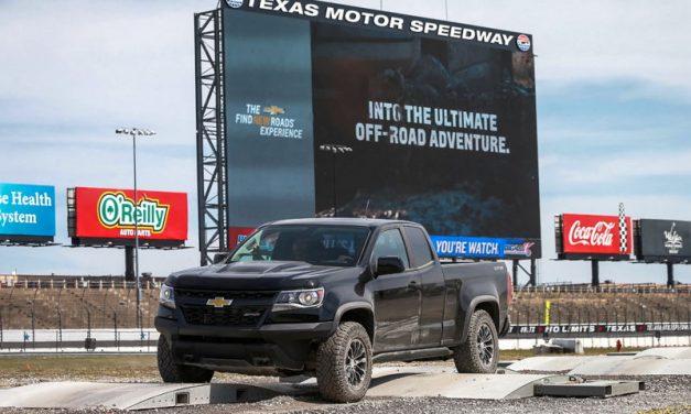 Tuvimos una excepcional experiencia con Chevrolet en el Texas Motor Speedway! #FindNewRoads