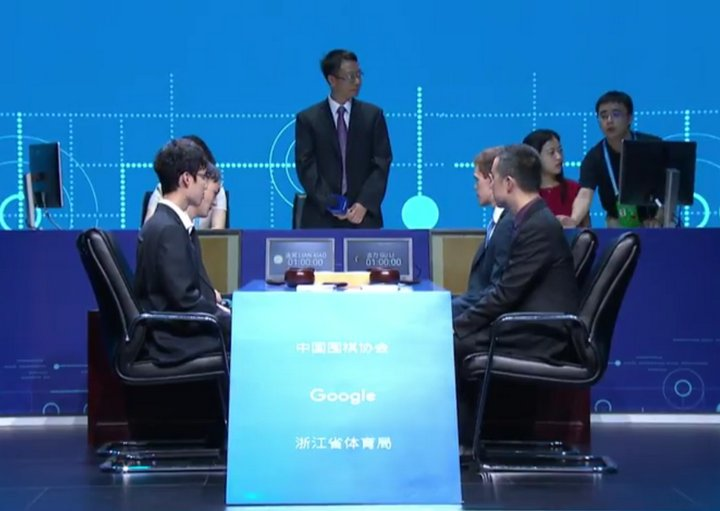 DeepMind AlphaGo - Google
