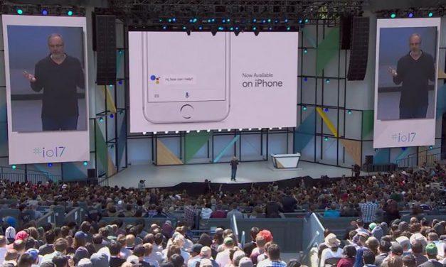 Google Assistant a partir de hoy disponible en iPhone y pronto soportará 4 nuevos idiomas #io17