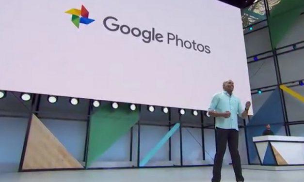 Google Fotos comenzó a activar las nuevas características para compartir imágenes