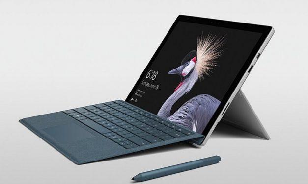 Microsoft anuncia la nueva Surface Pro, más rápida, delgada y liviana que nunca [Vídeos]