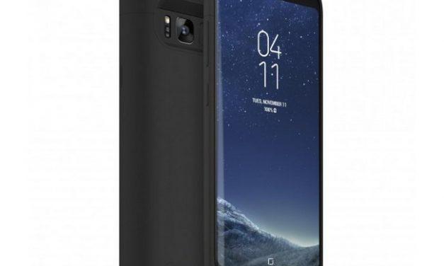 Lanzan Mophie Juice Pack, funda protectora con batería para los Samsung Galaxy S8 y S8 Plus