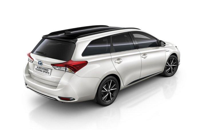 Toyota Auris Bi-tono 2017