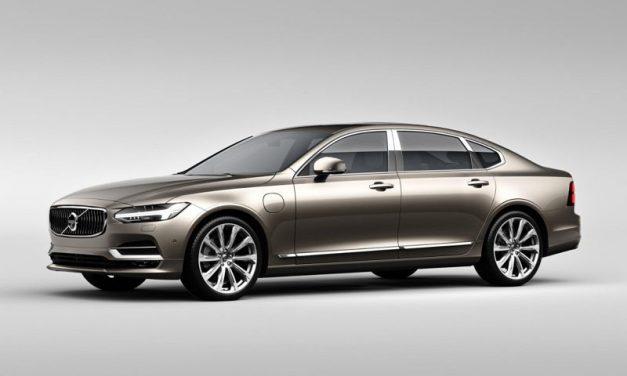 Hoy llegan a Europa los primeros Volvo S90 fabricados en China