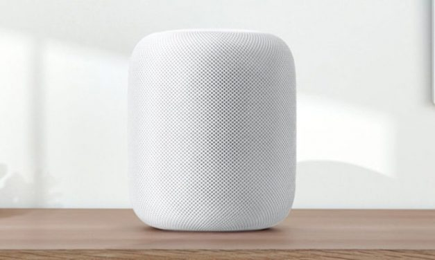 Apple anuncia el altavoz inteligente Apple HomePod con el asistente virtual Siri