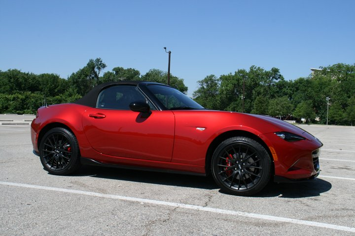 Mazda MX-5 Miata Club MT 2017