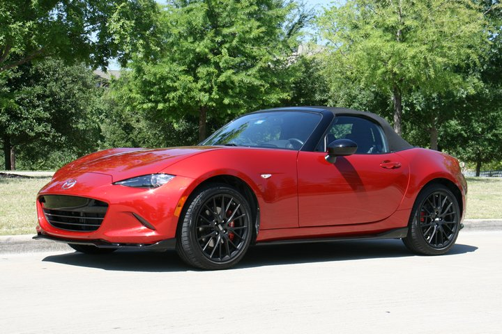 2017 Mazda MX-5 Miata Club MT