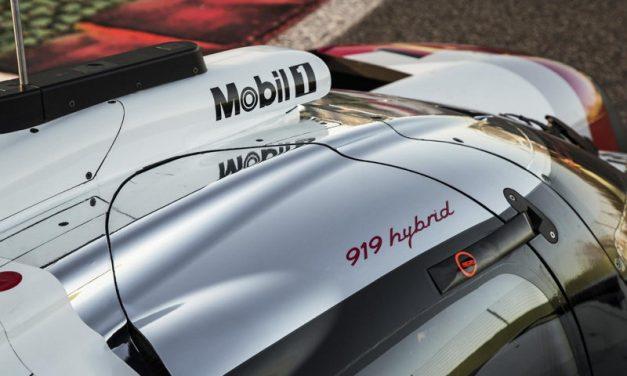 Algunos secretos del nuevo Porsche 919 Híbrido que nació con un objetivo: ganar las 24 Horas de Le Mans