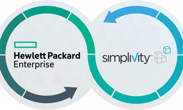 ¿Qué es HPE SimpliVity?