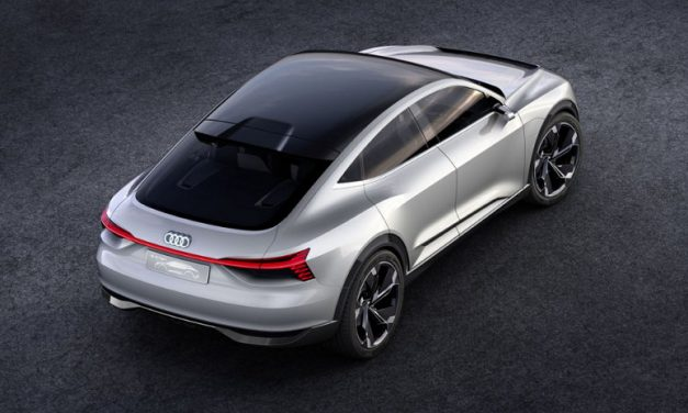Audi anuncia su segundo vehículo eléctrico para la red de producción: Audi e-tron Sportback