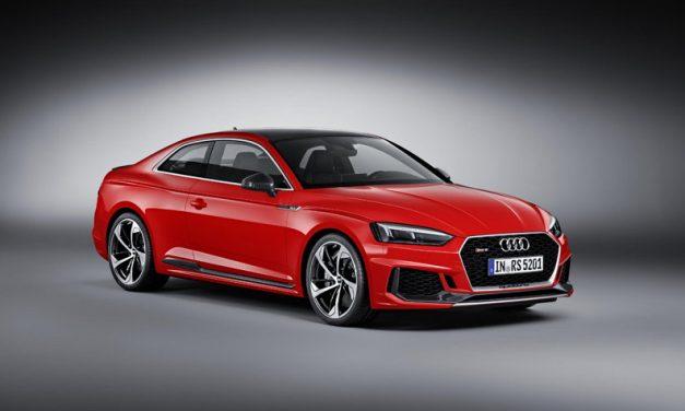 Este es el nuevo Audi RS 5 Coupé que se inspira en algunos detalles del Audi 90 quattro IMSA GTO