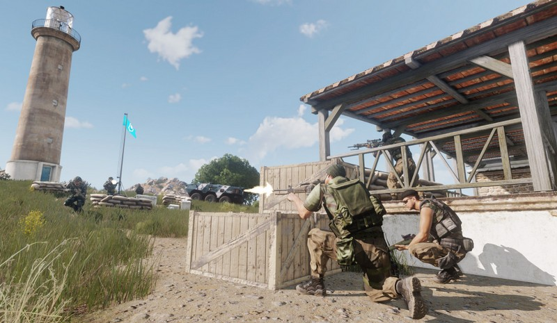 Bohemia Interactive - Argo