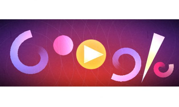 Google rinde homenaje Oskar Fischinger con un Doodle interactivo para crear visualizaciones con música