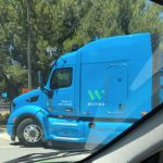 Google Waymo - Camión Autónomo