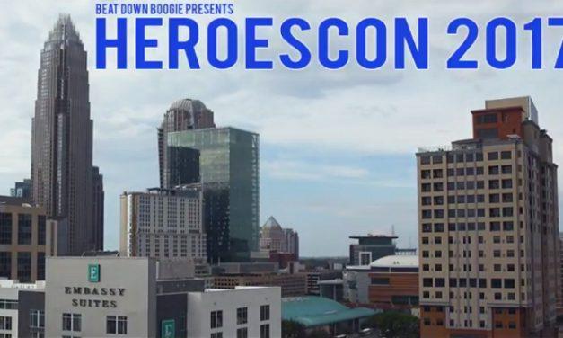 Si les gusta el Cosplay, no pueden perderse este vídeo filmado en HeroesCon 2017!