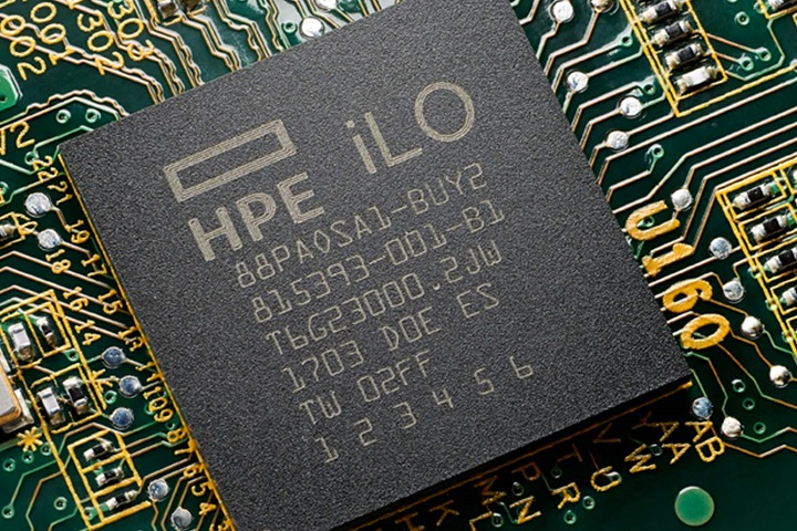 HPE iLO - Servidores HPE ProLiant