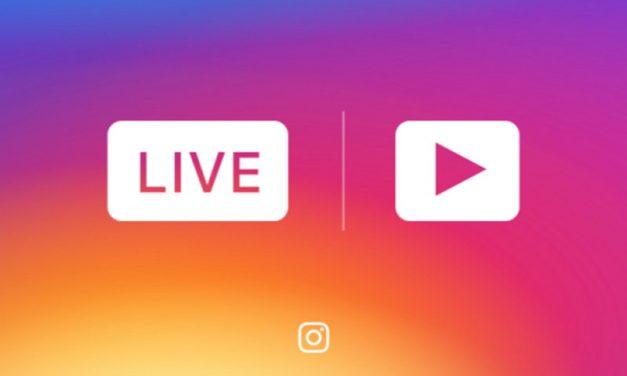 Ahora luego de terminar una transmisión de Live Video en Instagram, pueden reproducirla en Historias