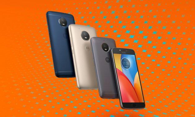 Lenovo anuncia los smartphones Moto E4 y Moto E4 Plus