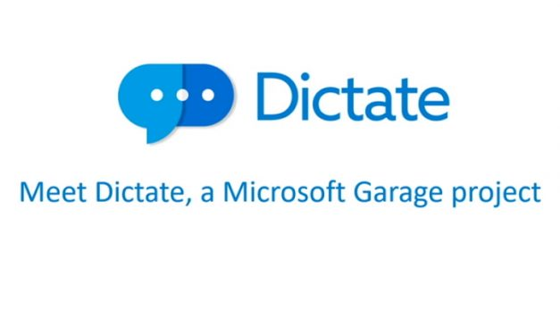 Microsoft Dictate, add-in gratuito para dictado de voz en Microsoft Office