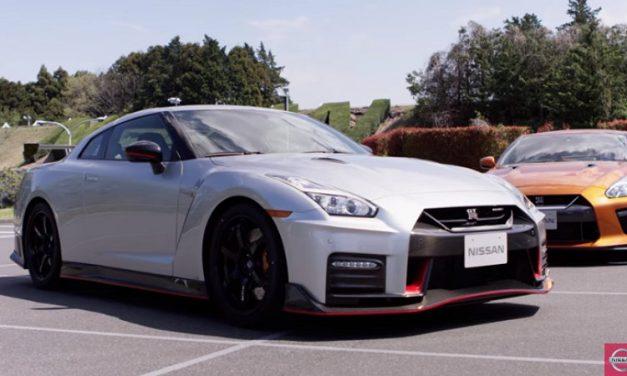 Cada Nissan GT-R 2017 involucra un alto grado de destreza manual y aquí lo pueden ver en un vídeo