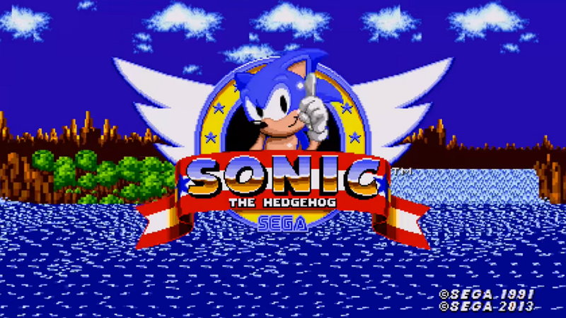 SEGA Forever - Sonic the Hedgehog