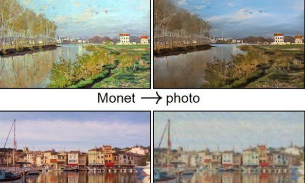 Crean algoritmo permite transformar una pintura en fotografía