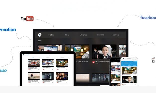 Vookmark, excelente marcador de vídeos en línea para ver en otro momento