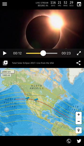The Exploratorium - Total Solar Eclipse
