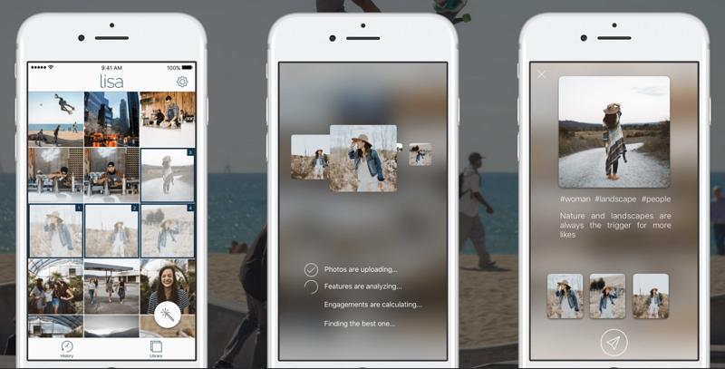 Esta nueva aplicación predice que fotografías tendrán más éxito en tu Instagram