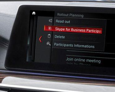 BMW - Microsoft - Skype Empresarial