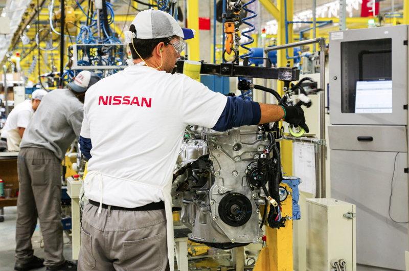 Nissan Kicks - Complejo Industrial Nissan - Resende - Río de Janeiro - Brasil