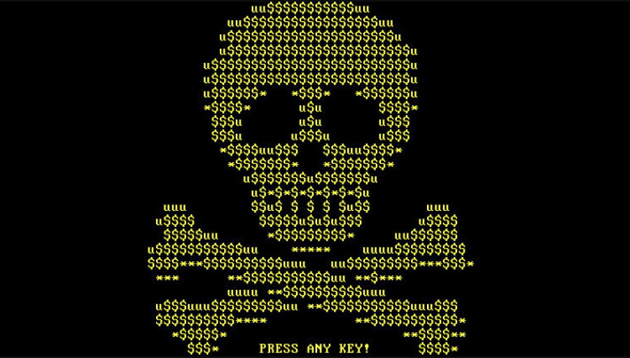 Petya - Goldeneye - Screen - Ransomware