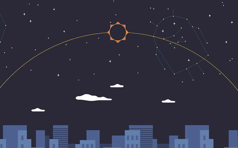 Google revelará nombre de Android O con eclipse