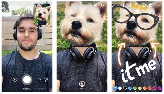 Instagram permite responder con stickers de tus fotografías