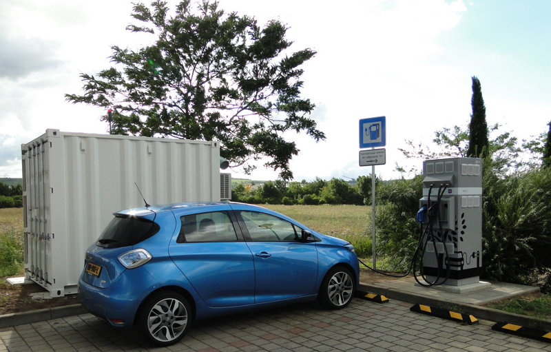 Connected Energy - Grupo Renault - E-STOR